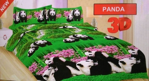 bonita panda